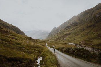Road Between Hill