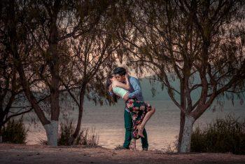 kissing Nature