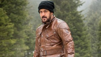 Actor Salman Khan in Tiger Zinda Hai Movie Photo