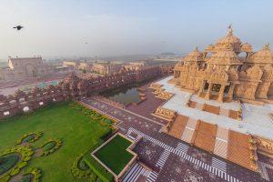 Akshardham Swaminarayan Temple HD Image