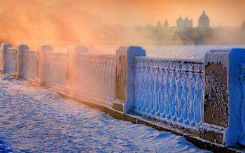 Russia Rossiya Leningradskaya Oblast Saint Petersburg Neva Quay Download HD Image