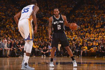 American Basketball Player Kawhi Leonard HD Photo