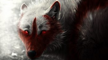 Arctic Wolf Artwork
