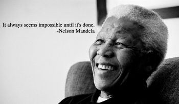 Awesome Quote of Nelson Mandela Popular Celebrity Wallpaper