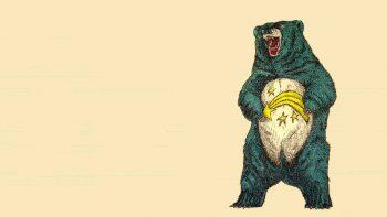 Bear Drawing Image
