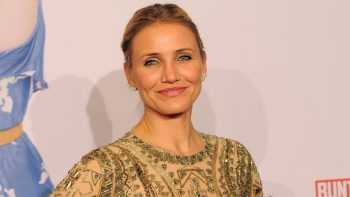 Beautiful Actress Cameron Diaz HD