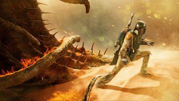 Boba Fett Return Of The Jedi Artwork
