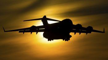 Boeing C 17 Globemaster Iii Military Transport Aircraft Best HD Image