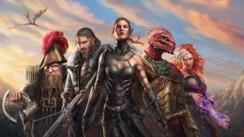 Divinity Original Sin 2 Artwork Photo