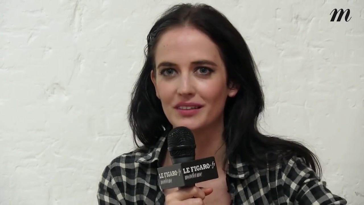 Eva Green During Tv Interview on Hd Plane Wallpapers