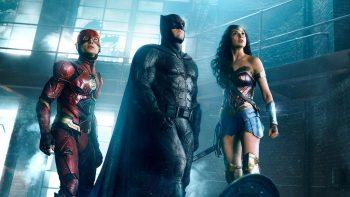 Flash Batman Wonder Woman Justice League