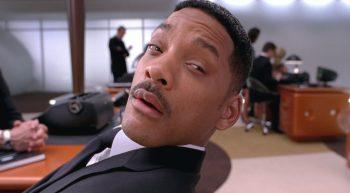 Funny Will Smith in Men in Black 3