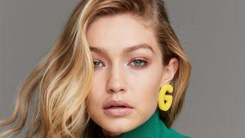 Gigi Hadid Beautiful Model