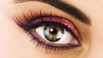 Girl Eye Makeup