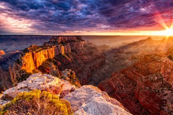Grand Canyon in USA Nature HD Wallpaper