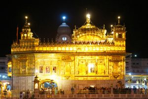 Harmandir Sahib Golden Temple in Punjab India Photo
