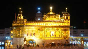 Harmandir Sahib Golden Temple in Punjab India Photo