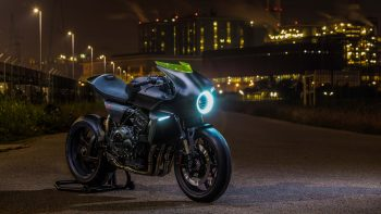 Honda Cb4 Interceptor Concept HD
