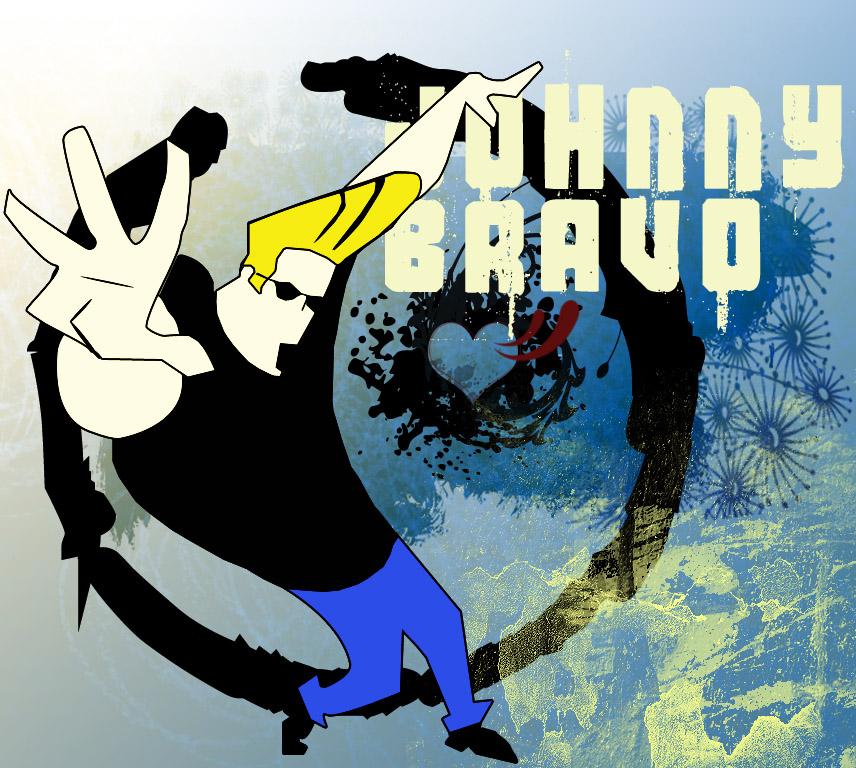 Johnny Bravo Ultra Hd Wallpapers Wallpaper Directory