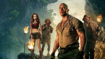 Jumanji Welcome To The Jungle HD