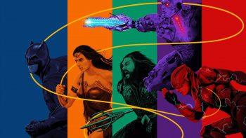 Justice League Movie Superheroes