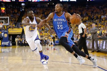 FILE – Kevin Durant to Sign With Golden State Warriors