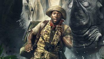 Kevin Hart Jumanji Welcome To The Jungle