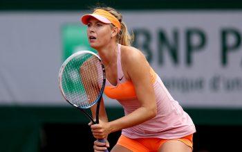 Maria Sharapova Tennis Player HD Photo