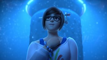 Mei Overwatch Rise And Shine Best HD Image