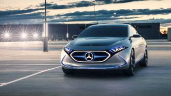 Mercedes Benz Concept Eq Best HD Image