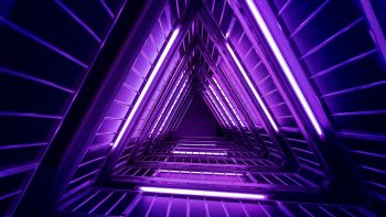 Neon Architecture 4K High Class