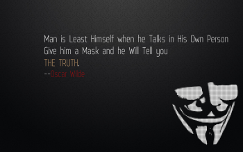 Oscar Wilde Beautiful Quote HD Wallpaper