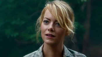 Popular American Actress Emma Stone in Hollywood Film Aloha s