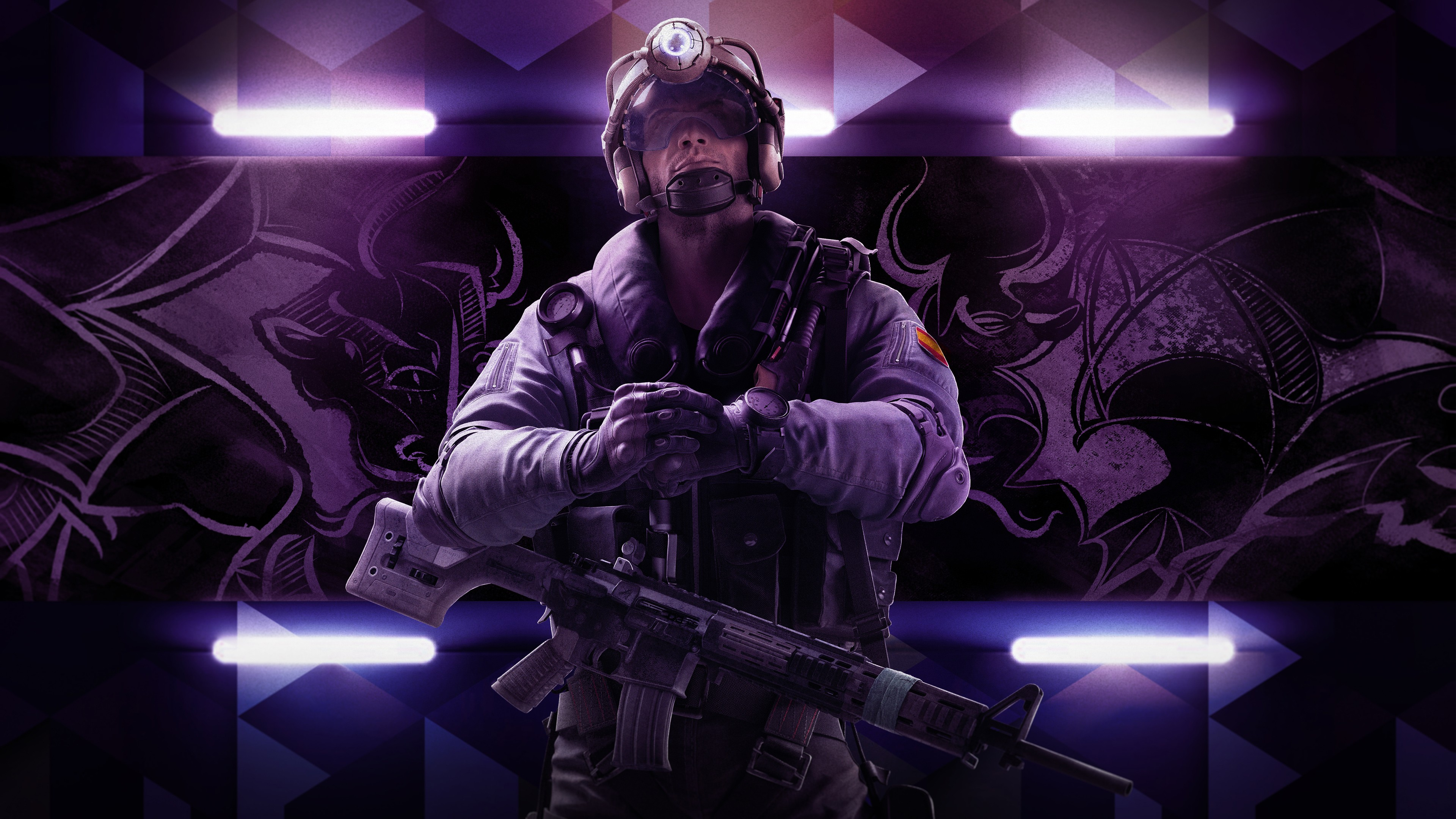 Rainbow Six Siege Wallpaper Background Animated
