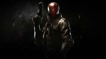 Red Hood In Injustice