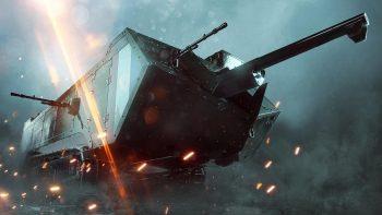 Saint Chamond Tank Battlefield 1 They Shall Not Pass