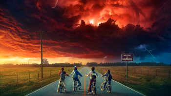 Stranger Things Netflix Series 5K