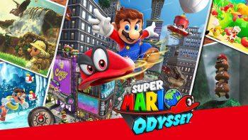Super Mario Odyssey Best HD Image