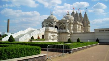 Swaminarayan Temple HD Photo