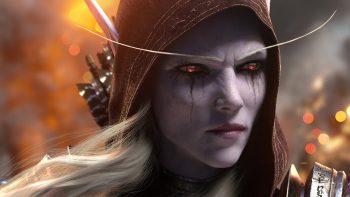 Sylvanas Windrunner World Of Warcraft Battle For Azeroth