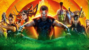 Thor Ragnarok Key Art Photo