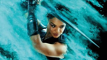 Thor Ragnarok Tessa Thompson Photo