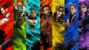 Thor Ragnarok Wallpaper Cast Best HD Image