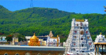 Tirumal Tirupati Balaji Temple s for Desktop