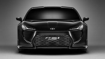 Toyota Ft 86 Ii Concept Best HD Image