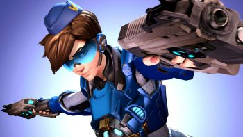 Tracer As Cadet Oxton Overwatch Best HD Image
