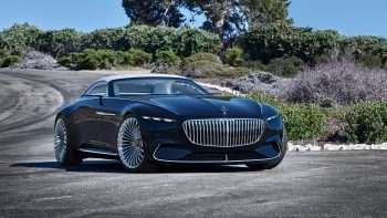 Vision Mercedes Maybach 6 Cabriolet Best HD Image