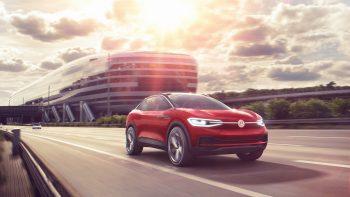Volkswagen Id Crozz Electric Concept Best HD Image