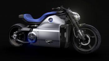 Voxan Wattman Electric Cruiser Photo