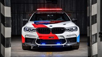 Wallpaper Bmw M5 Motogp Safety Car Best HD Image